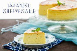 Japanese Cheesecake | Easy Japanese Recipes at JustOneCookbook.com