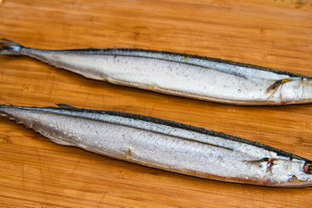 Grilled Sanma 4
