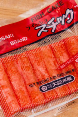 Kanikama (Crab Sticks)