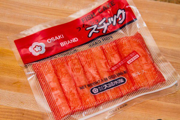 Kanikama (Crab Sticks)