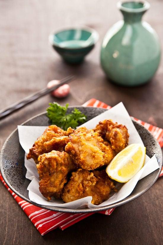 Karaage   Japanese Fried Chicken   Just One Cookbook.com