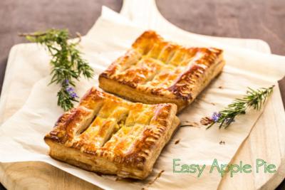 Easy Apple Pie | Just One Cookbook.com