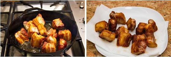 Braised Pork Belly (Kakuni) 4
