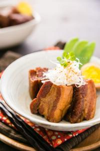 Braised Pork Belly (Kakuni) | JustOneCookbook.com