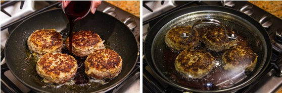 Hamburger Steak 11