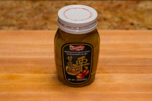Kuri Kanroni (Chestnuts in Heavy Syrup)