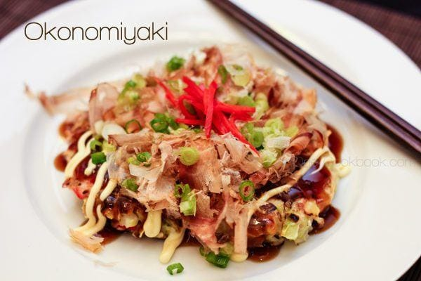Okonomiyaki Recipe お好み焼き • Just One Cookbook