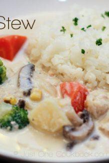 White Stew | JustOneCookbook.com