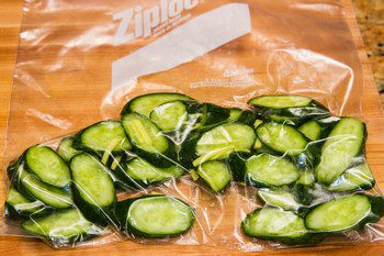 Pickled Cucumbers 6