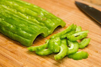 Bitter Melon Salad 3