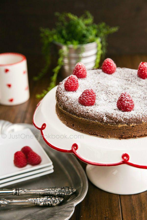 Chocolate Gateau | Just One Cookbook.com