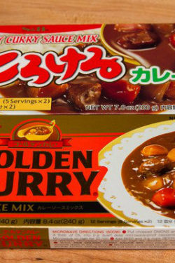 Japanese Curry Roux