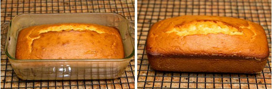 Meyer Lemon Pound Cake 8