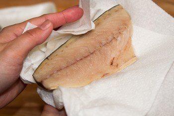 Grilled Mackerel 2