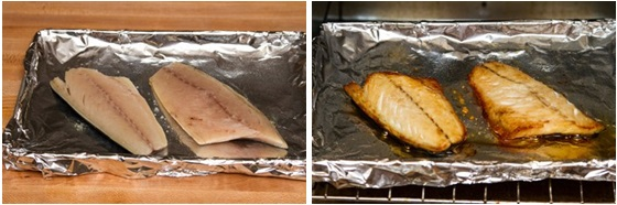 Grilled mackerel saba shioyaki just one cookbook for How to grill fish in oven