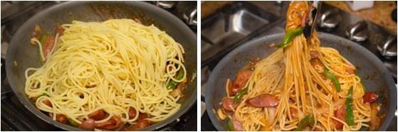 Ketchup Spaghetti 8