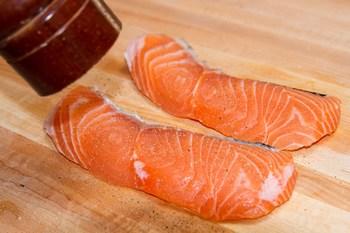 Teriyaki Salmon 1