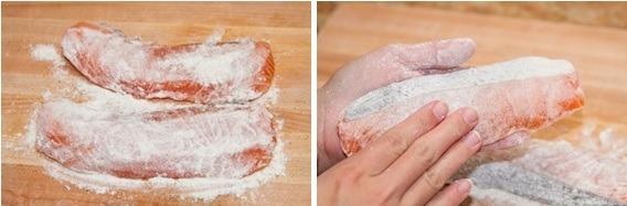 Teriyaki Salmon 2