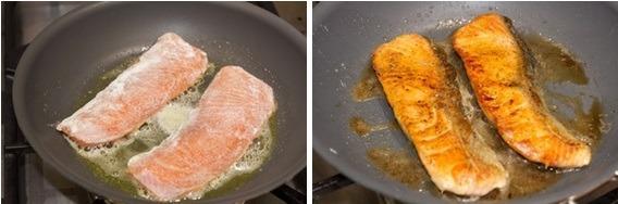 Teriyaki Salmon 4