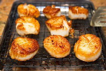 Seared Scallops 6