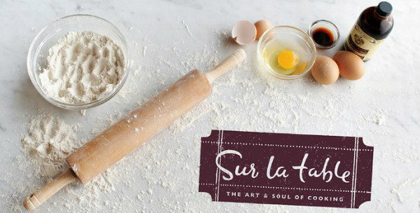 Sur La Table Gift Card Giveaway @JustOneCookbook.com