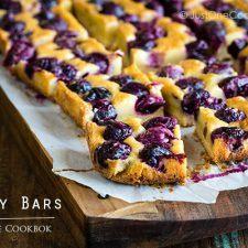 Cherry Bars | Easy Japanese Recipes at JustOneCookbook.com