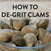 How To Degrit Clams | Easy Japanese Recipes at JustOneCookbook.com
