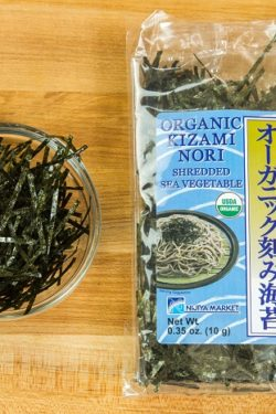 Kizami Nori | Just One Cookbook