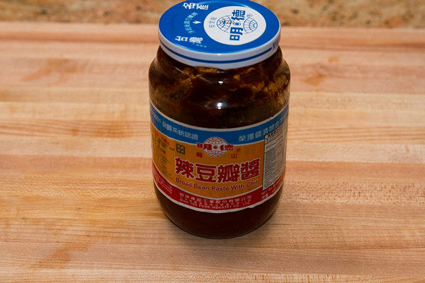 La Doubanjiang (Spicy Chili Bean Paste)