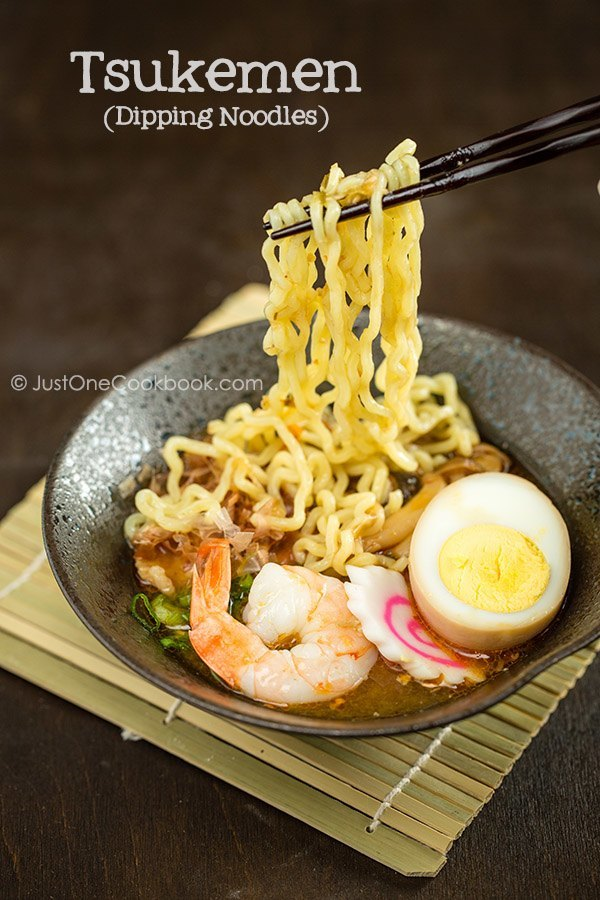 Tsukemen | Easy Japanese Recipes at JustOneCookbook.com