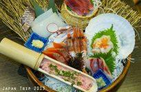 Enjoying Food in Japan