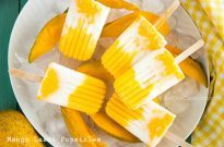 Mango Lassi Popsicles | Easy Japanese Recipes at JustOneCookbook.com