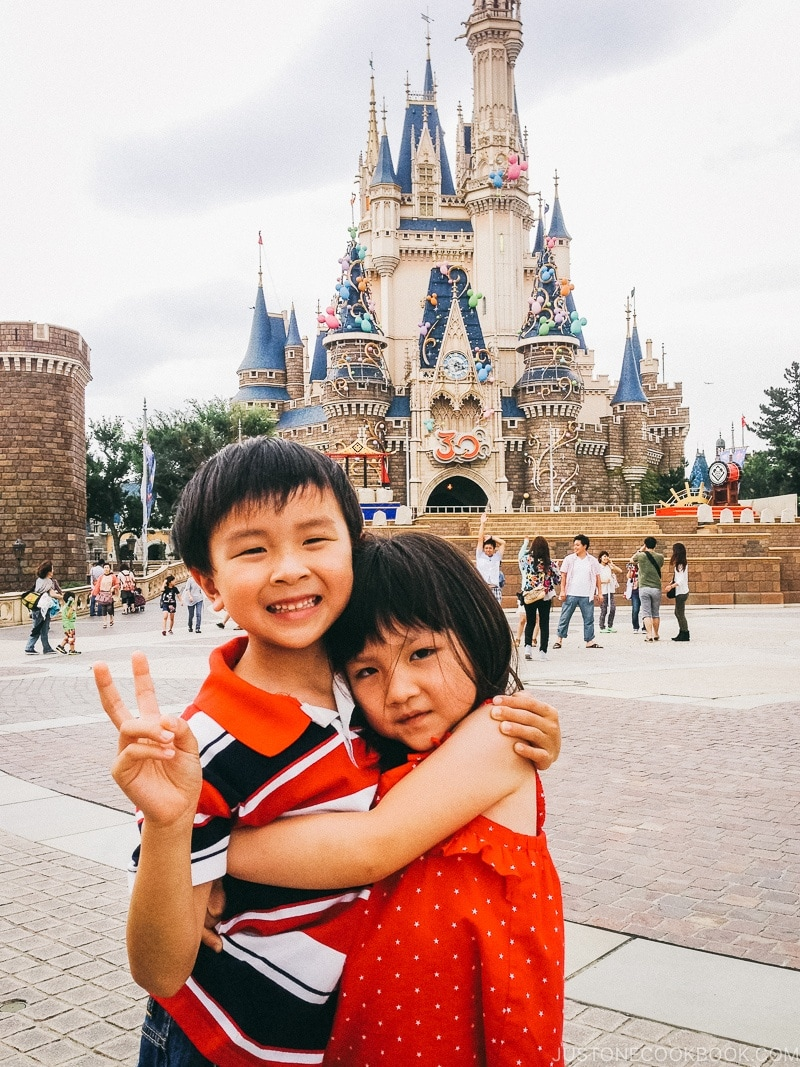 Tokyo Disney | www.justonecookbook.com