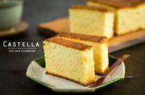 Castella Cake Recipe カステラ