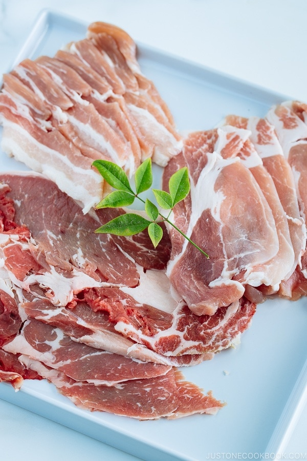 DIY Thinly Sliced Meat