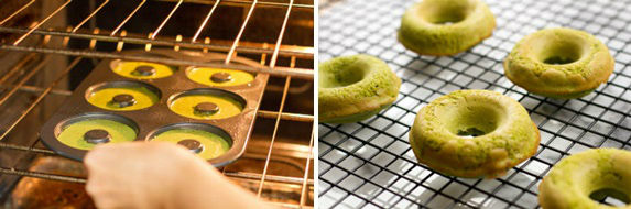 Green Tea Donut 6