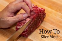 How To Slice Meat Paper Thin