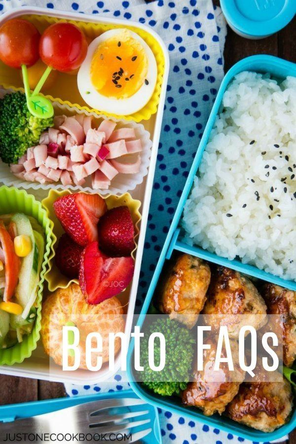 learn how to pack bento boxes including food choices, food safety and temperature etc