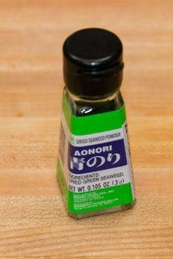 Aonori (Dried Green Seaweed)