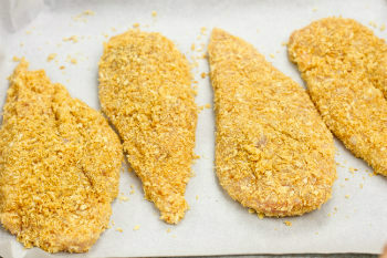 Crispy Baked Chicken 5