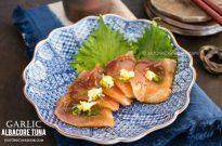 Garlic Albacore Tuna | Easy Japanese Recipes at JustOneCookbook.com