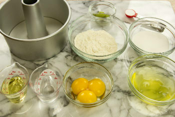 Cake Recipe Using Egg Yolks