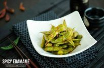 Spicy Edamame | Easy Japanese Recipes at JustOneCookbook.com
