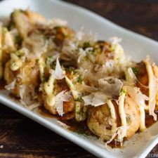 Takoyaki - Octopus Balls (たこ焼き)| Easy Japanese Recipes at JustOneCookbook.com