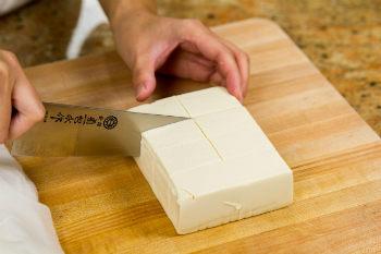 Agedashi Tofu 4