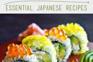 Just One Cookbook - Essential Japanese Recipes cookbook is available for sale