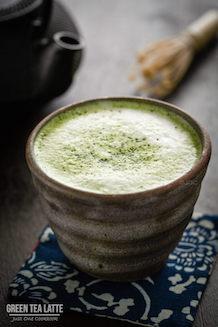 Matcha Green Tea Latte_Just One Cookbook