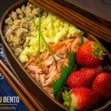Sanshoku Bento (Three Color Bento) | Easy Japanese Recipes at JustOneCookbook.com