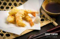 Shrimp Tempura 海老の天ぷら