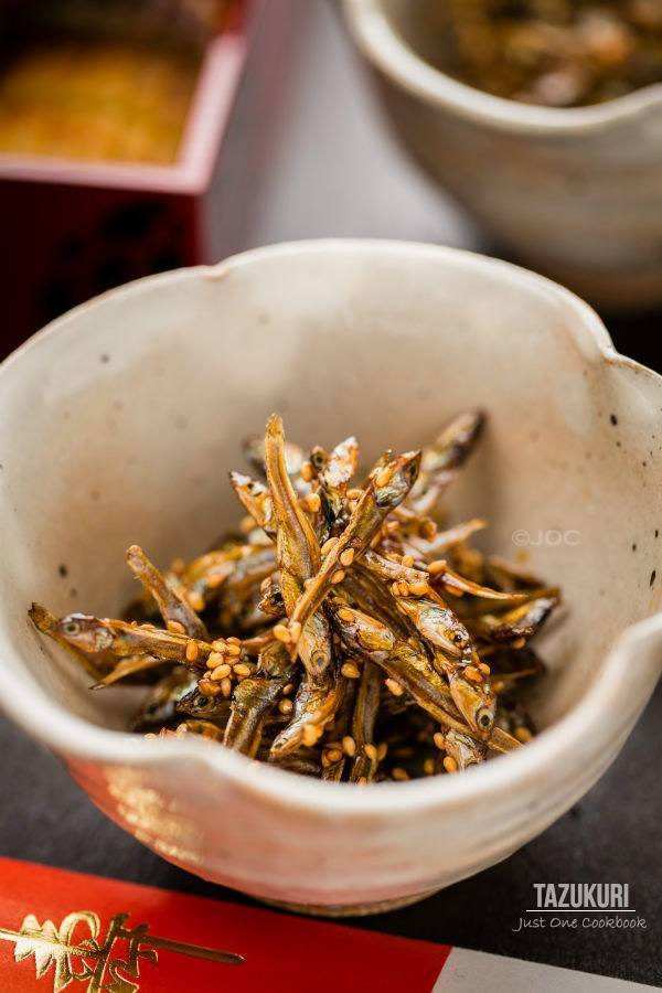 Tazukuri (Candied Sardine) | Easy Japanese Recipes at JustOneCookbook.com